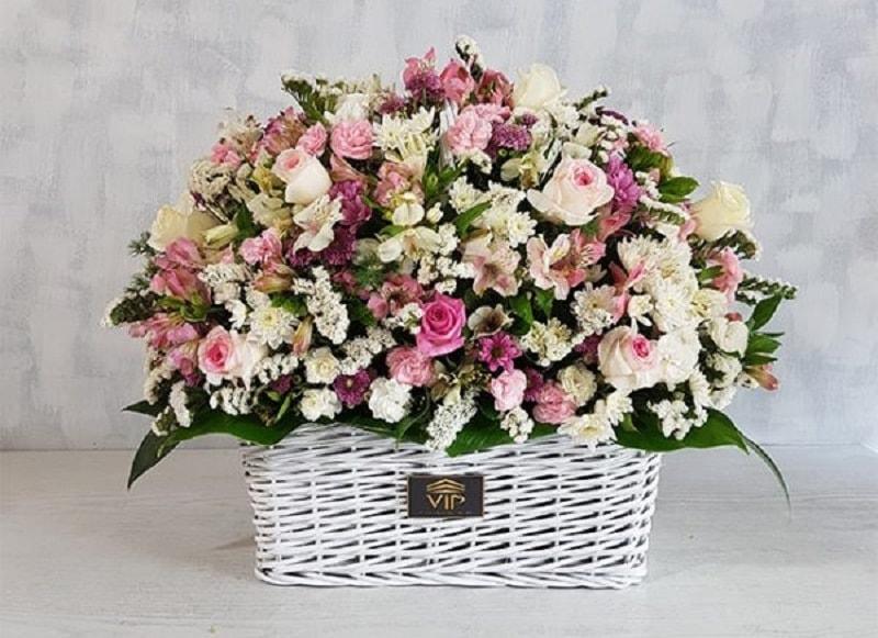 دسته گل برای تولد نوزاد