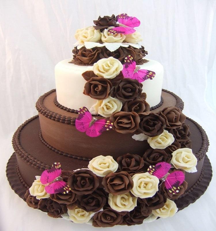 تزیین کیک حنابندان