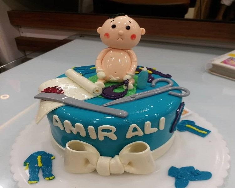 کیک ختنه سوران