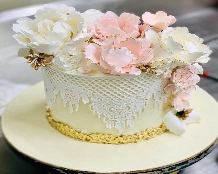 کیک سالگرد ازدواج