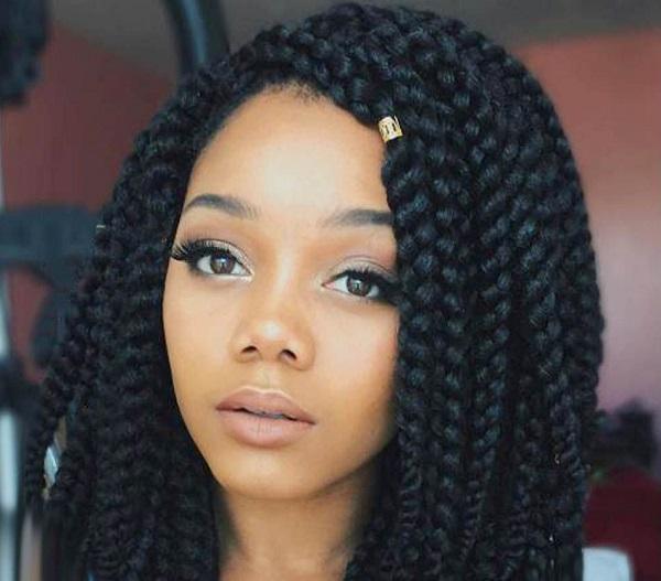 بافت موی آفریقایی