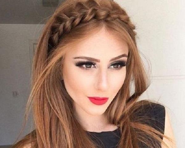 مدل بافت مو تلی
