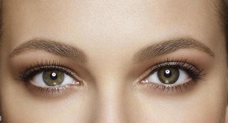 استفاده از سایه برای آرایش چشم ساده