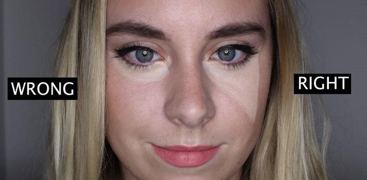 آرایش مناسب چشم ریز