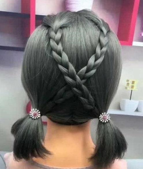 بافت موی کوتاه