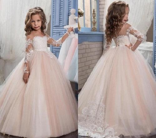 راهنمای خرید لباس مجلسی برای دختر