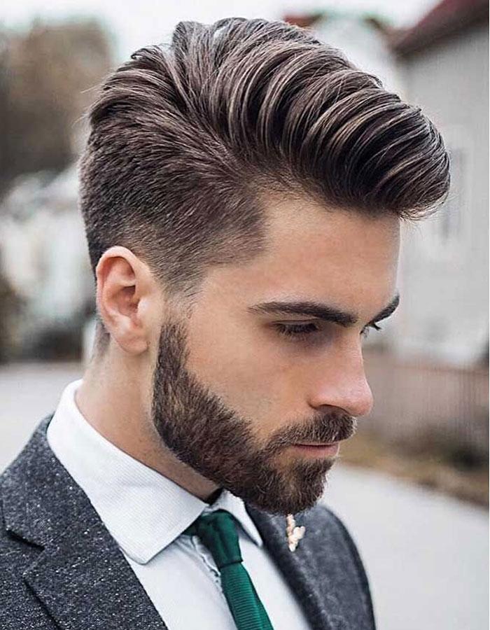 انتخاب مدل مو برای اقایان