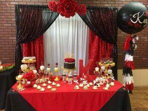 جشن تولد لاکچری