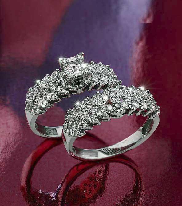 عکس حلقه ازدواج