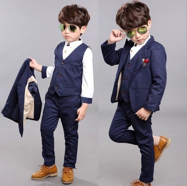 لباس محلسی برای پسربچه ها