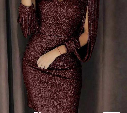 لباس مجلسی لمه