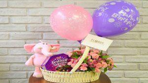 خرید کادو برای کودک دختر
