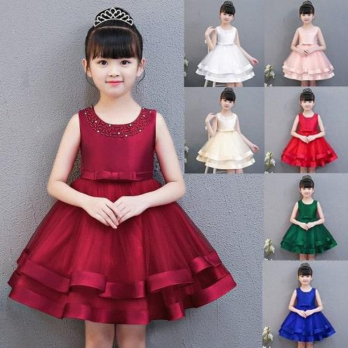 لباس مجلسی دخترانه زیبا