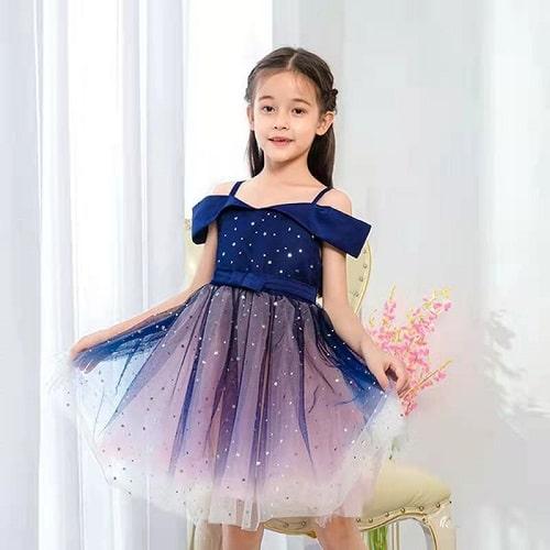 لباس مجلسی دخترانه کوتاه