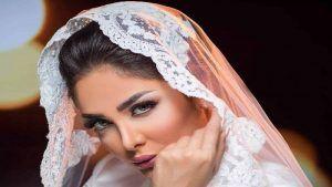 لباس عروس گلبهی