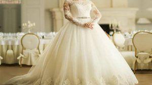 لباس عروس مناسب افراد چاق
