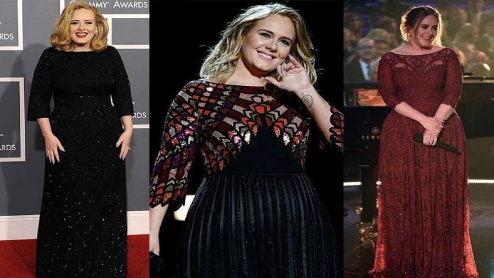 لباس مجلسی بلند مناسب افراد چاق