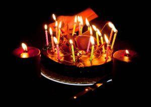 تبریک تولد رسمی انگلیسی