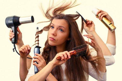 حالت دادن به مو