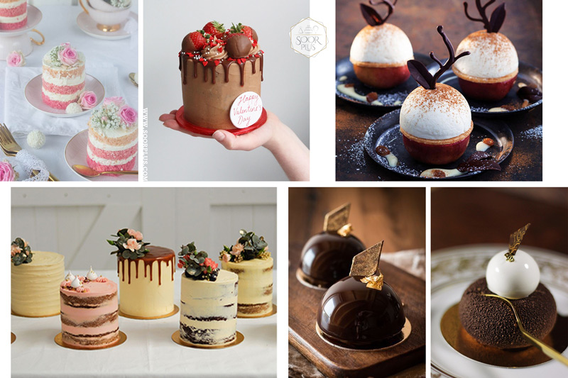 تزیین کاپ کیک تولد