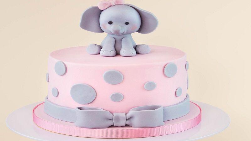 بهترین مدل های کیک تولد دخترانه