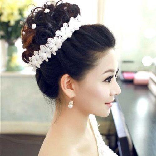 بهترین مدل موی عروس