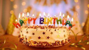 ایده های برای گفتن تبریک تولد