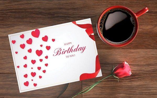 کارت تبریک تولد برای همسر