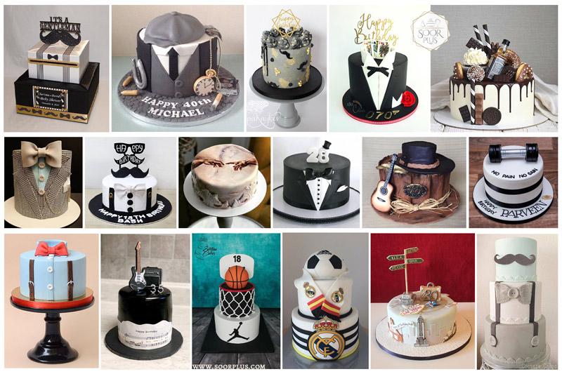 کیک تولد همسر