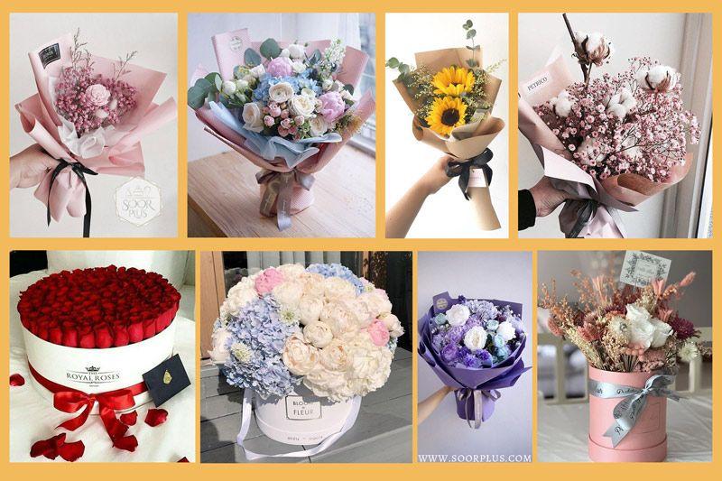گل برای تولد همسر