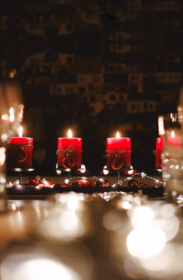 عکس شمع برای پروفایل تولدم مبارک