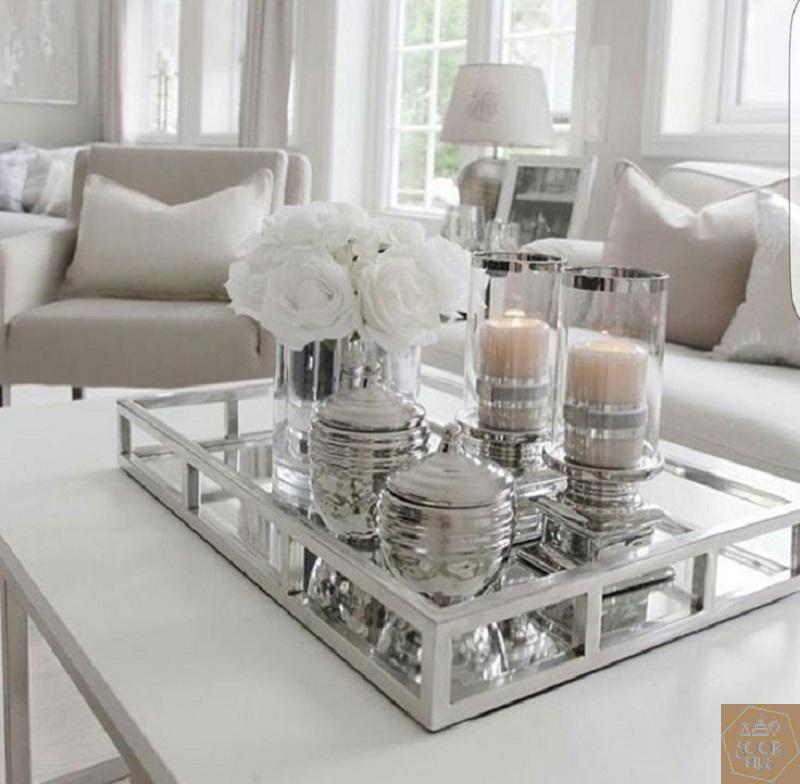 تزئین میز قهوه
