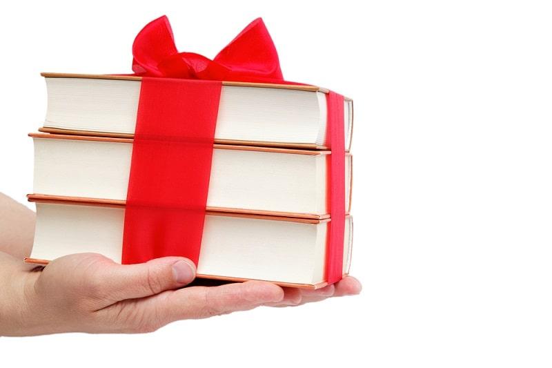 کتاب هدیه دهید