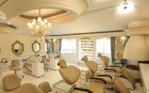سالن زیبایی یگانه آرا شعبه خانی آباد