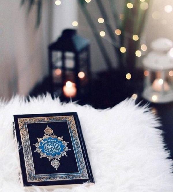 تزیین قرآن سفره عقد