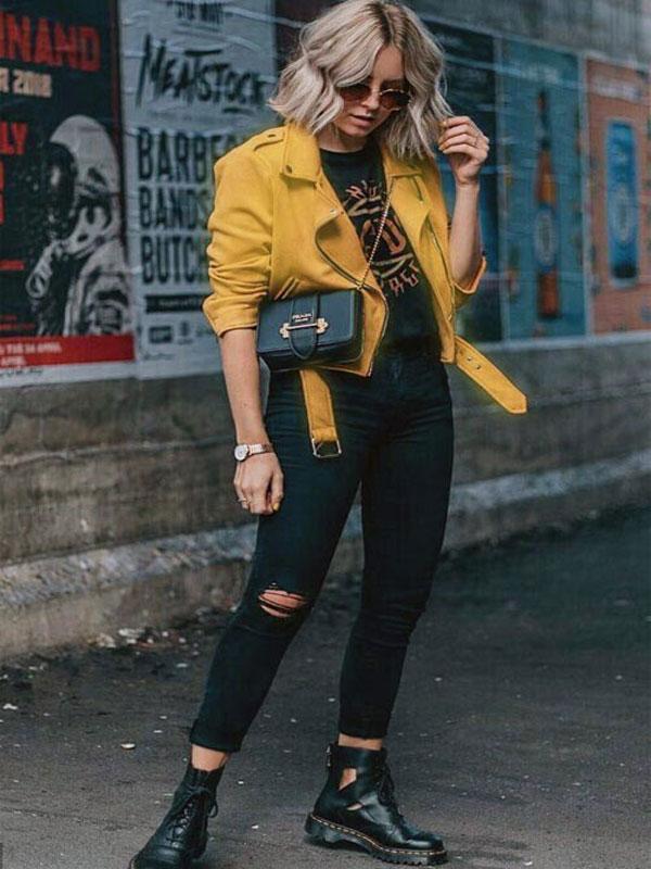 ست رنگ زرد روشن