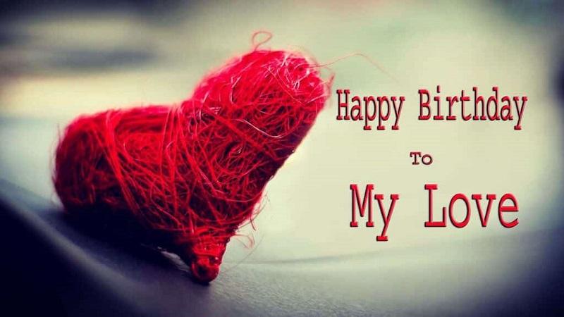 پیام تبریک تولد برای همسر