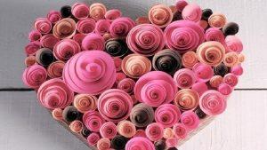 تزئین کادو برای ولنتاین