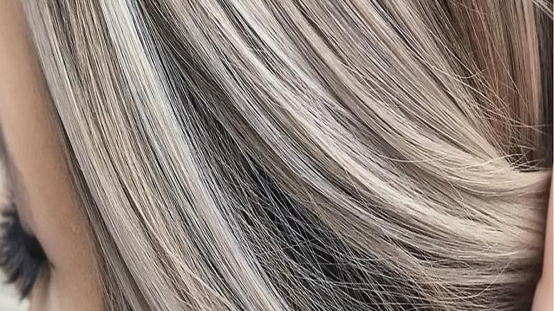 رنگ مو هایلایت