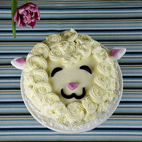 کیک تولد ببعی