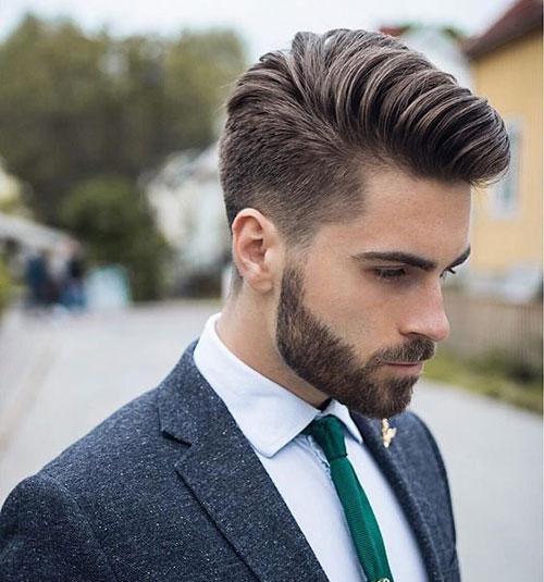 مدل موی مجلسی آقایان