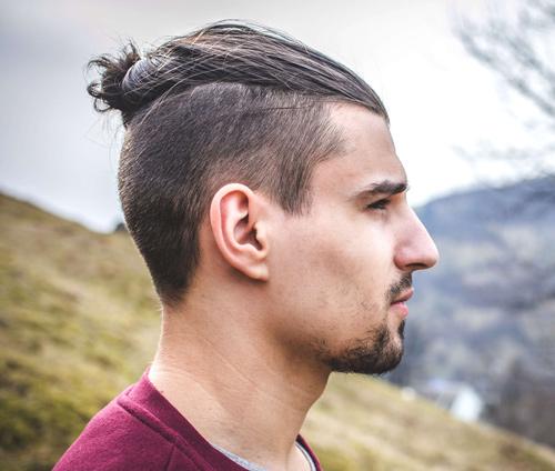 موی سامورایی
