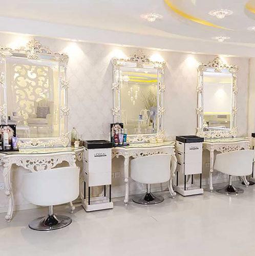 سالن زیبایی مریم رئوف