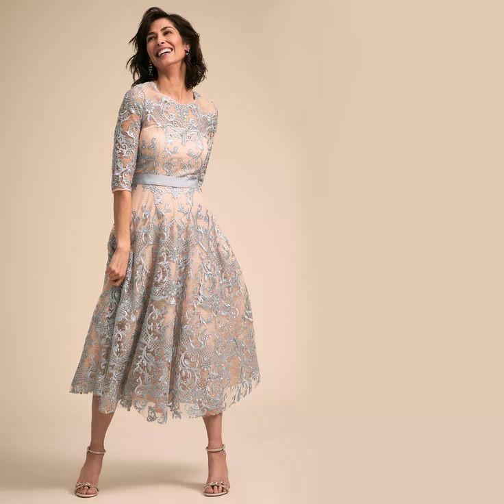 مدل لباس مادر عروس و داماد