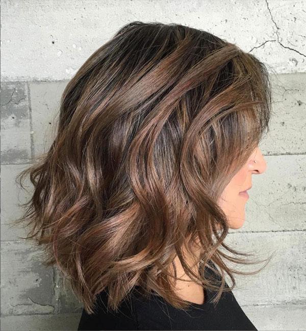 مدل موی فرَ