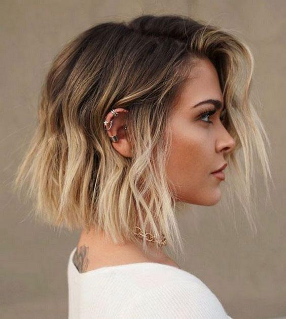 مدل مو سایه روشن
