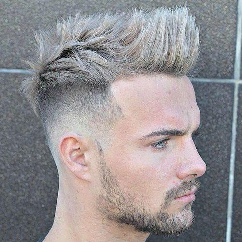 مدل موی پسرانه فشن