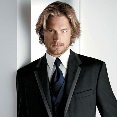 مدل موی باکلاس مردانه