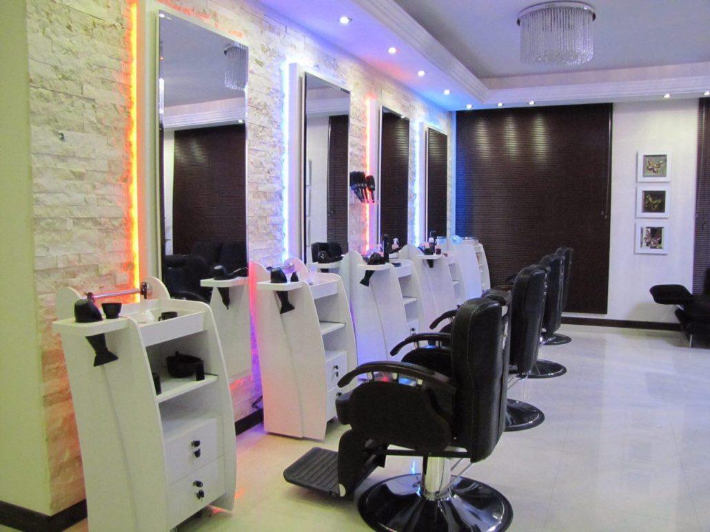 آرایشگاه مردانه بلوط