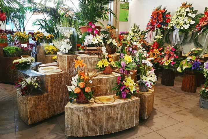 گل فروشی مینیاتور